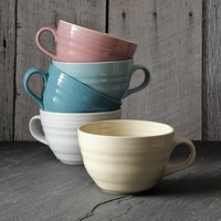 Crafted Oversized Mug