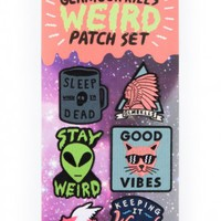 Glamour Kills Clothing - GK Weird Patch Set