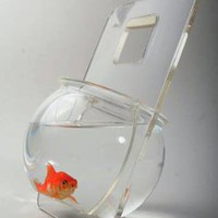 Handbag Fish Bowl Carrier » Funny, Bizarre, Amazing Pictures & Videos