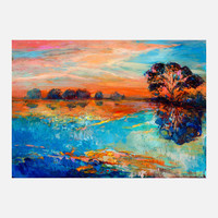 Ivailo Nikolov: During The Sunset Print, at 47% off!
