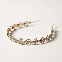 Anthropologie - Crystal Laurel Headband