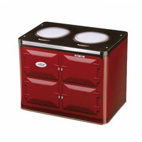 Buy Aga Cookshop Replica Oven Embossed Storage Tin - Red