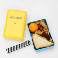 Urban Outfitters - Banded Lunch Box