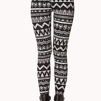 Geo Tribal Leggings | FOREVER 21 - 2000050665