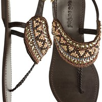 NOT RATED CONQUER SANDAL  Womens  Footwear  Sandals | Swell.com