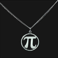 ThinkGeek :: Math Pendants