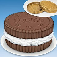 Cookie Cake Pan Set @ Harriet Carter