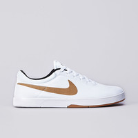 Flatspot - Nike Sb Eric Koston SE White / Metallic Gold - Black