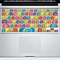 Color Keyboard Stickers | Incredible Things