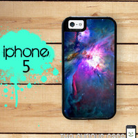 iPhone 5 Mighty Case - Orion Nebula Outer Space Night Sky  2 Part Protective iPhone 5 Case