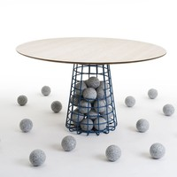 Gabion table - ALL - TABLES