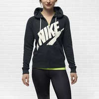 Check it out. I found this Nike Rally Full-Zip Women's Hoodie at Nike online.