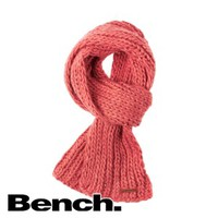 Bench Horton Scarf - Mineral Red