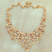 Pree Brulee - Bejeweled Gems Necklace