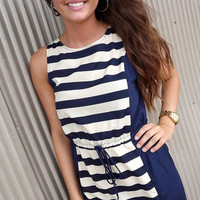 Sailor Style Dress | The Rage