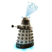Dalek Projection Alarm Clock