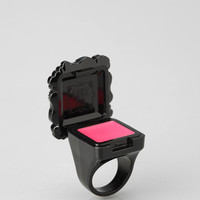 Anna Sui Rose Rouge Lip Gloss Ring-