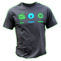 Mudthumpin Mud Sweat Gears Tshirt