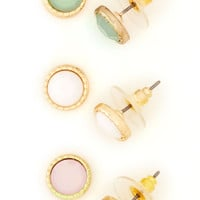 Pastel Perfection Earrings | Mod Retro Vintage Earrings | ModCloth.com