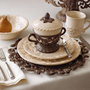 GG Collection-Ceramic Dinnerware-Horchow