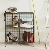 Wire Floor Storage