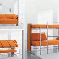 Convertible Furniture: Cool Couch, Desk  Bed Designs | Designs &amp; Ideas on Dornob