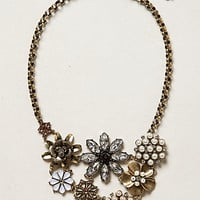 Blossomed Collage Necklace