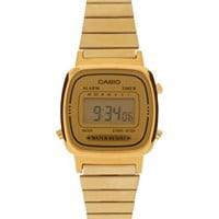 Casio Mini Digital Watch at asos.com