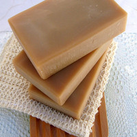 Handmade Beer Soap Cold Process Organic by SweetSallysSoaps