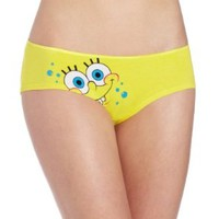 Briefly Stated Women's Spongebob Panty:Amazon:Clothing