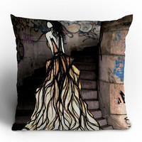DENY Designs Home Accessories | Amy Smith Escape Throw Pillow