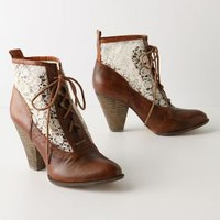 Lace Lover's Booties