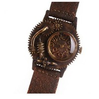 steampunk handcraft watch DEADLAND 3 handmade watch | handmadewatches - Jewelry on ArtFire