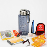 Urban Outfitters - Ultimate Survivor Water Bottle Kit