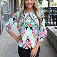 Gardenstock Tribal Top