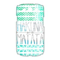 Treasure Design Funny Hakuna Matata Samsung Galaxy S3 9300 3d Best Durable Case:Amazon:Cell Phones & Accessories