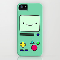 BMO iPhone & iPod Case by Milk Box Prints