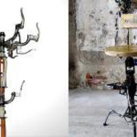 Recycled Bike Parts Furniture | Cool Material