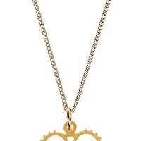 Crown Mini Necklace