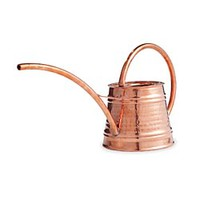 Solid Copper Watering Can