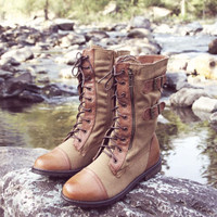 The Field Boots, Sweet Rugged Shoes & Boots