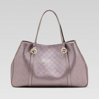 Gucci - GG Twins Large Tote - Bergdorf Goodman
