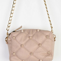 Empress Studded Mini Crossbody Bag
