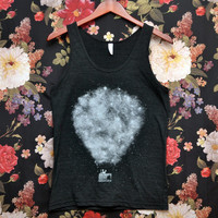 Tri-Blend 'Farewell, Cruel World' Tank Top