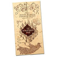 Harry Potter Marauder's Map
