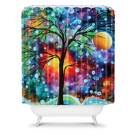 DENY Designs Home Accessories | Madart Inc. A Moment In Time Shower Curtain