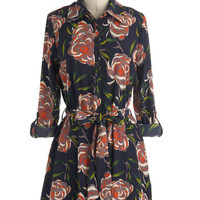 Flower Shop Party Dress | Mod Retro Vintage Dresses | ModCloth.com
