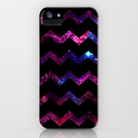 Galaxy Chevron iPhone & iPod Case by Matt Borchert