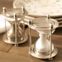 Hourglass Salt & Pepper Shakers | Pottery Barn