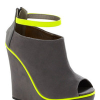 Neon Light Rail Wedge